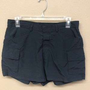 HighStep Velcro navy blue shorts